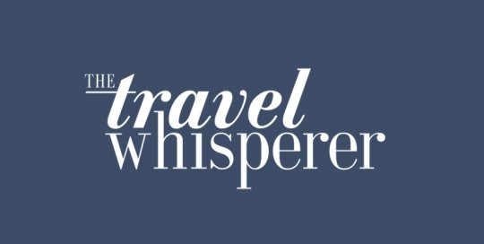 Lucid Website Development for The Travel Whisperer